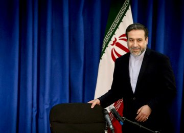 Iran Weighing Response  to US Visa Bill