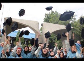 Tehran Faculties Rank 56th Globally