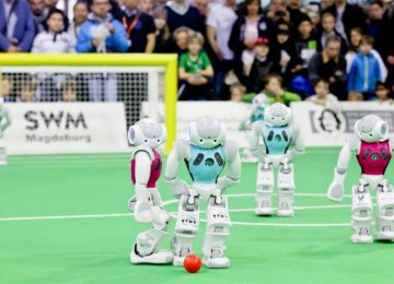 Iranians Shine at RoboCup 2015