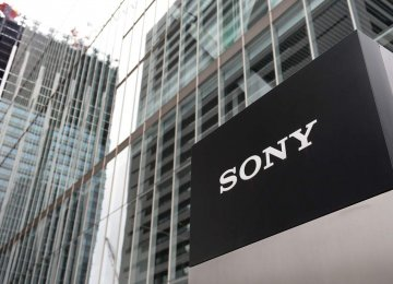 Sony's April-June Profit Climb