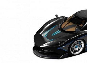 Arash Supercar Boasts Breathtaking 2080 HP