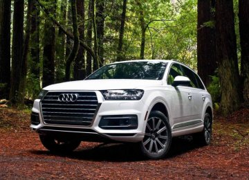 Audi Focuses on Battery to Make Q7 e-Tron
