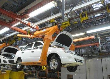 AvtoVaz Production Lines Uncompetitive