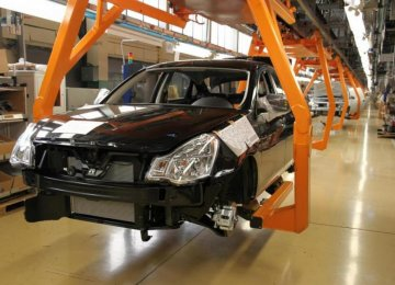 AvtoVaz Demand Declines, Seeks Help
