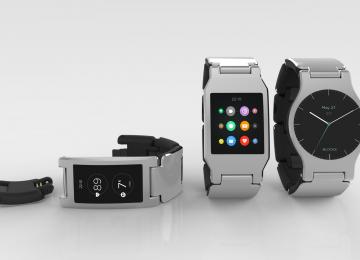 Modular Smartwatch Inventor  Pushes Boundaries