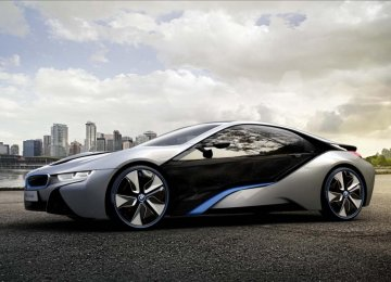 BMW i8 Enters Iran