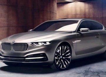 BMW 8 Series Returning Soon