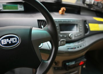 Cuba Orders Cars From China's BYD
