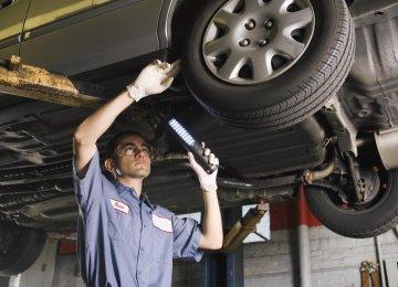Vehicle Auditing Revamped