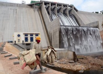 China-Funded Dams in Cambodia