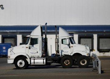 Trucking Startup Aims to Raise $600b
