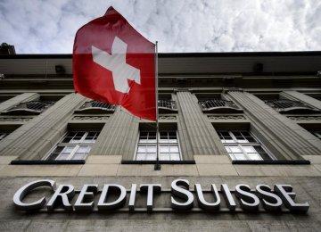 Credit Suisse Suit