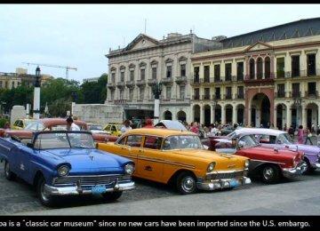 US Sanctions Cost Cuba Economy $117b