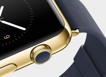 Apple Watch Selling Out in UK