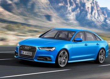 Plug-In Hybrid Audi A6 Debuts in China