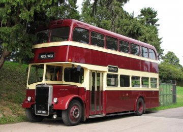 The End of Double-Decker Buses