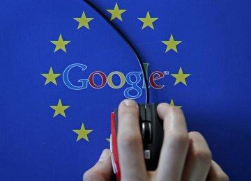 EU Tackles Google Dominance