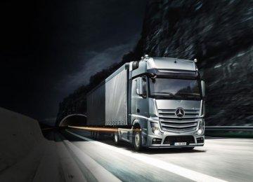 Daimler Trucks Returning