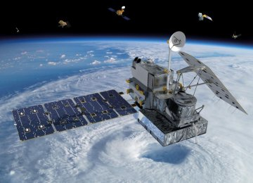 Launch of Domestic Satellites on Target