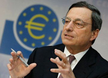 Draghi Devaluing Euro, Inflation Seen Fading