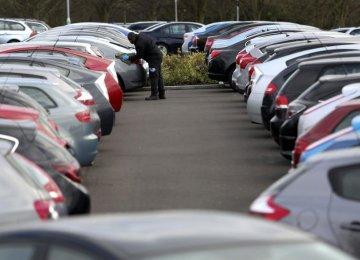 European Cars Sales Rise 3%