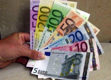 Euro Near 2-Year Low