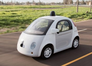 Google, Ford in Talks on Self-Driving Future