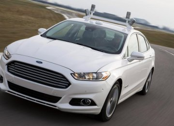 Ford to Test Self-Driving Cars