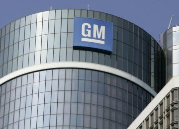 General Motors Beats a Retreat Out of Russia
