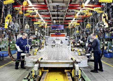 German Industry Cuts Growth Forecast