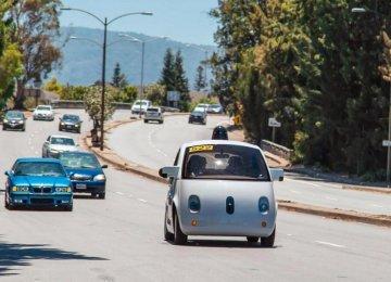 Google Gives Strong Push to Autonomous Car