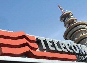 Enters Telecom Italia
