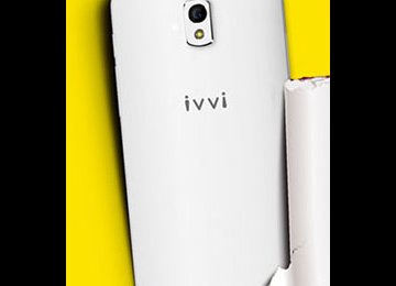 Ivvy, World's Thinnest Smartphone