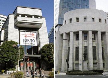 Japan Shares Outperform
