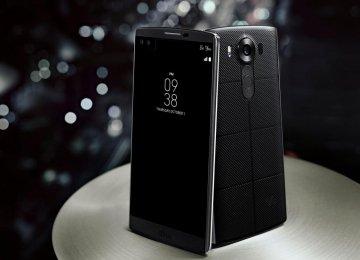 LG's V10 Unveiled