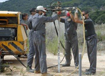 High Hopes for Lebanon Untapped Oil, Gas Reserves