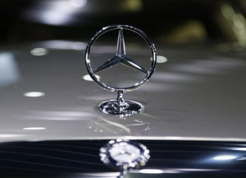 Mercedes Fined in China