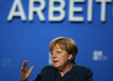 Merkel: Eurozone Extremely Fragile