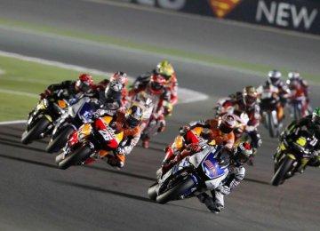 Qatar Stays  with MotoGP