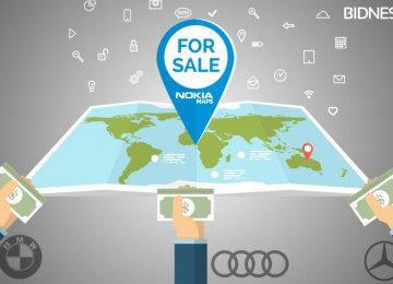 Nokia Maps Near Auto Deal