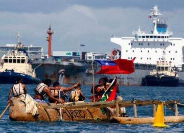 Climate Change Warriors  Block World's Largest Coal Port