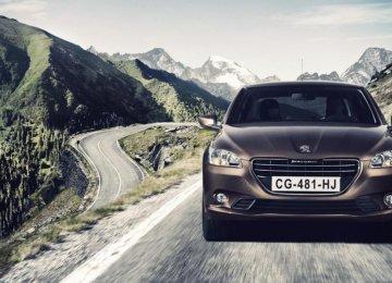 Peugeot Wants to 'Strengthen Image' in Iran Market