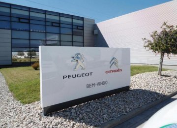 Peugeot Profits Up