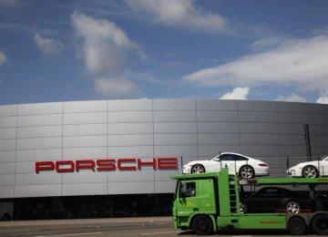 Porsche Union to Produce Electric Car