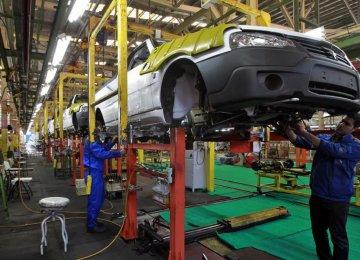 Post-Sanctions  Automotive Outlook