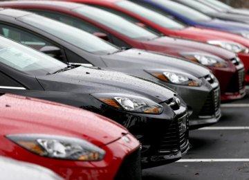 Iran Ranks 18th in Car Production