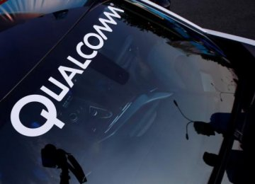Qualcomm  to Buy  UK Chipmaker