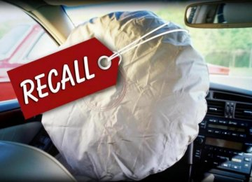Subaru, GM Recall Expands