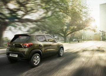 "Renault Introduces ""India"" Small SUV"