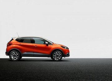 Renault Captur Presales Begin